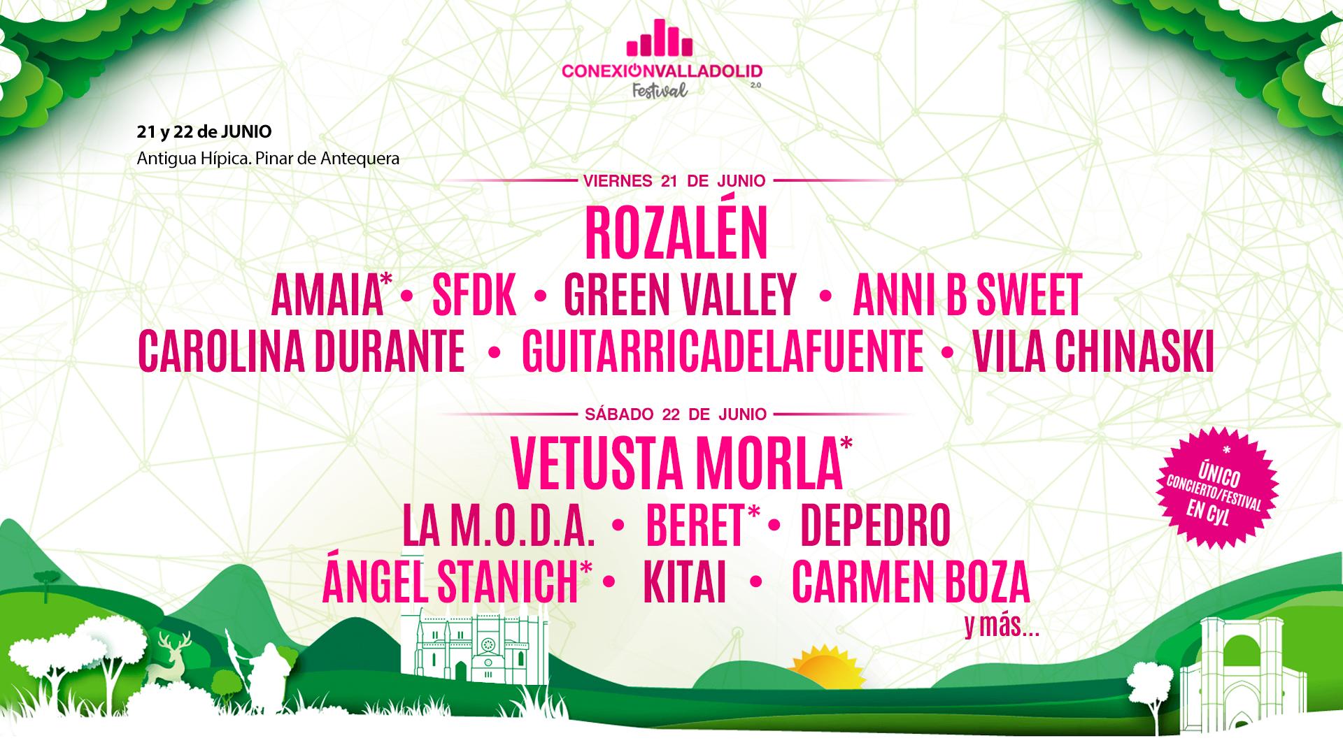 Conexión Valladolid Festival 2019