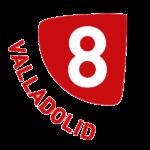 Logotipo La 8 Valladolid