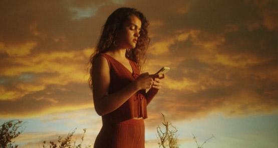 Imagen del videoclip de El Relámpago, de Amaia Romero