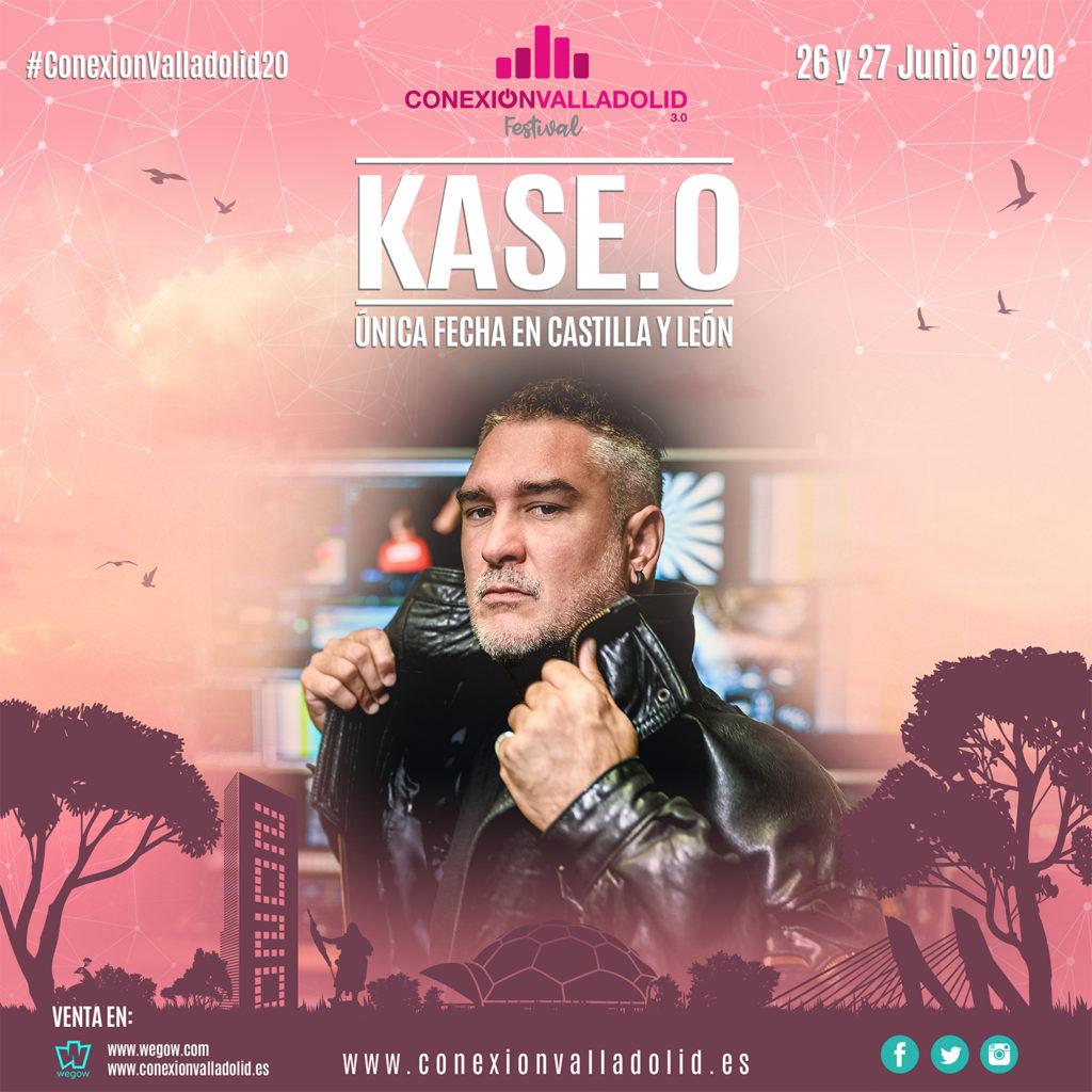 Kase.O - Conexión Valladolid Festival 2020