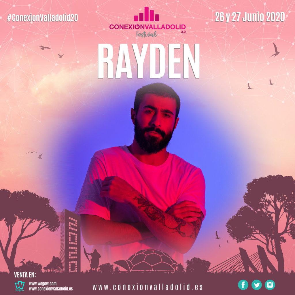 Rayden - Conexión Valladolid Festival 2020