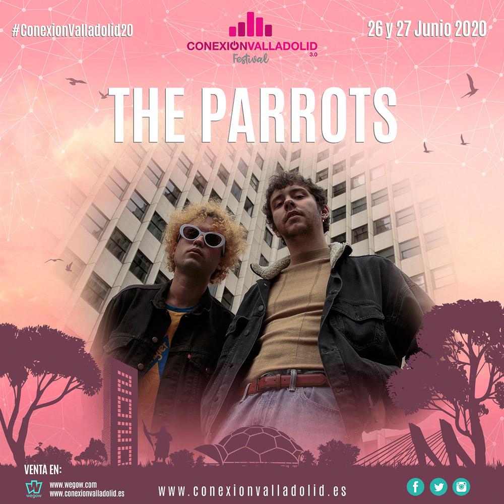 The Parrots - Conexión Valladolid Festival 2020