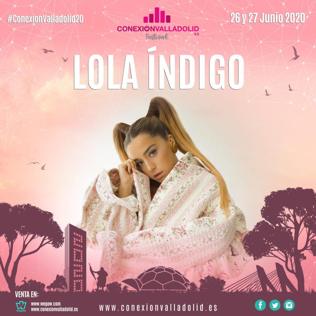 Lola Índigo - Conexión Valladolid Festival 2020