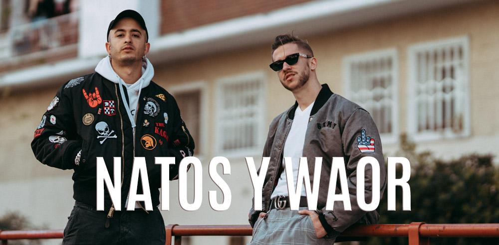Natos y Waor - Conexión Valladolid Festival