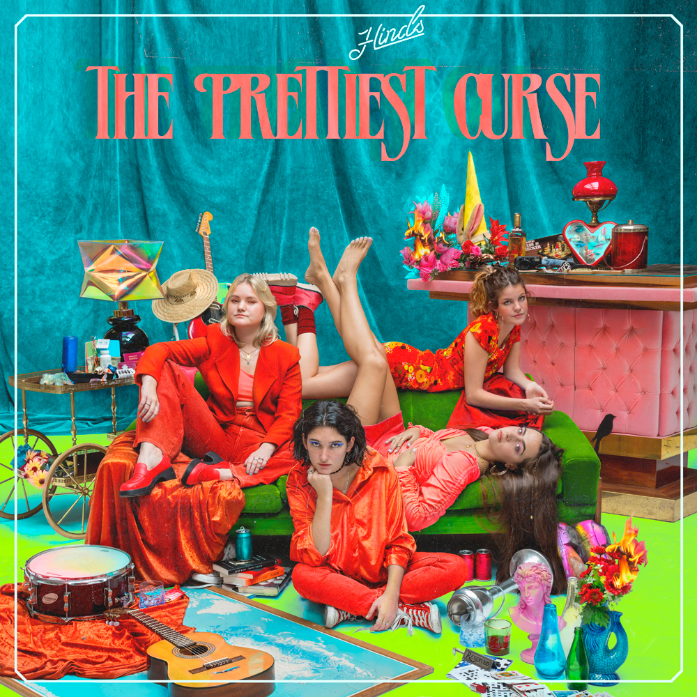 Hinds - The Pretiest Course
