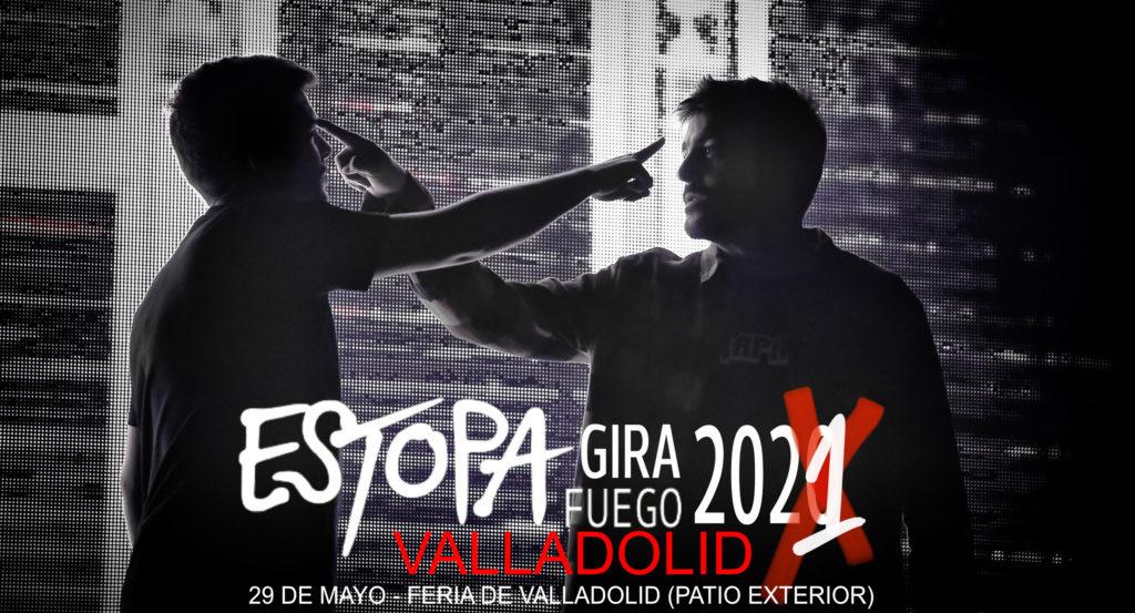 """Estopa """"Gira Fuego"""" 2021"""
